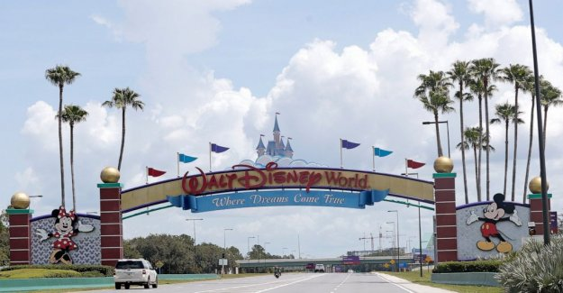 Informe: Asistencia plana en los parques de Disney, crece en el Universal