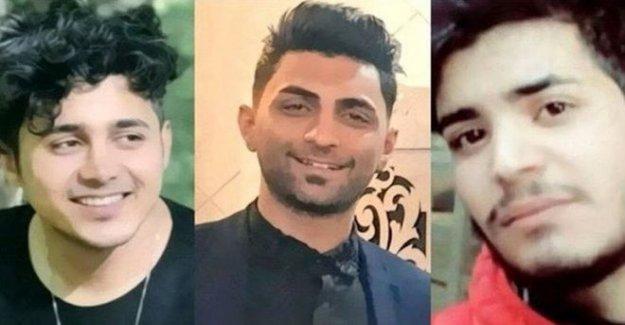 Irán detiene ejecuciones después de que medios de comunicación social de la tormenta