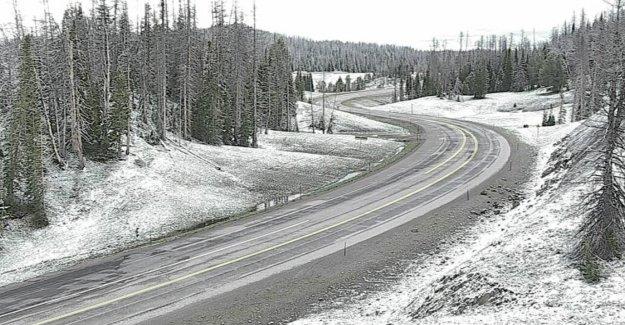 'Juneuary' hacia el Oeste, como Utah, Idaho, Wyoming ver nuevas nevadas: El curso de la locura que es el año 2020'