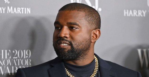 Kanye West anuncia que corre por el presidente