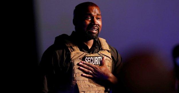 Kanye West se encuentra por aborto observaciones: 'estoy preocupado por el mundo que se siente no debes llorar'