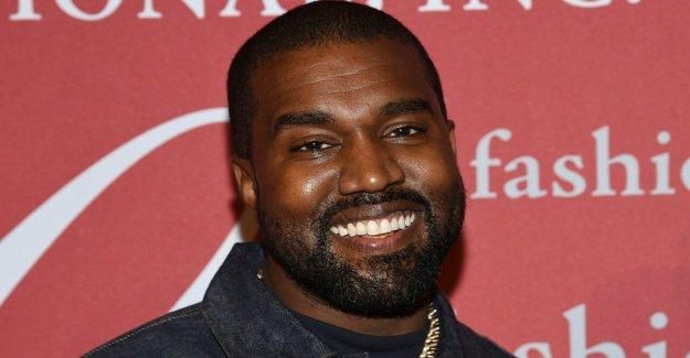 Kanye West tweets es  correr para presidente de los Estados unidos,' referencias 'visión 2020'