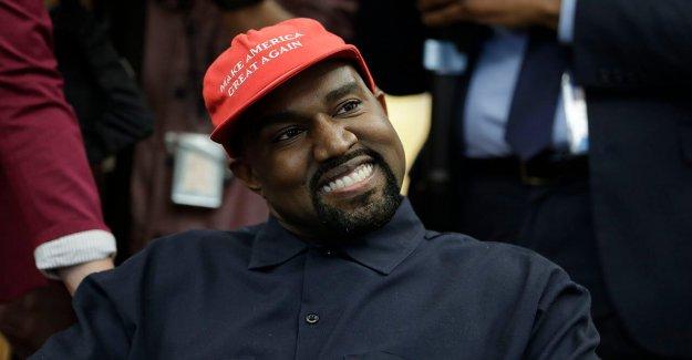 Kanye West tweets que él puede vencer a Biden de escribir ins'