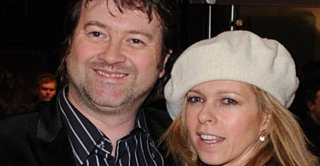 Kate Garraway, dice el marido tiene 'abre los ojos'