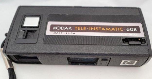 Kodak pivotes de sí mismo para convertirse estratégico fabricante de la droga