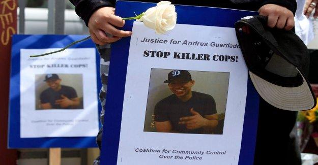 LA forense de normas de California adolescente de la muerte a tiros por la policía de un homicidio