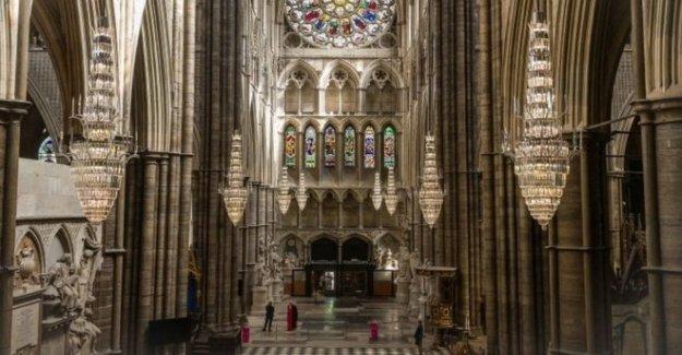 La Abadía de Westminster se ocuparon de golpe devastador'