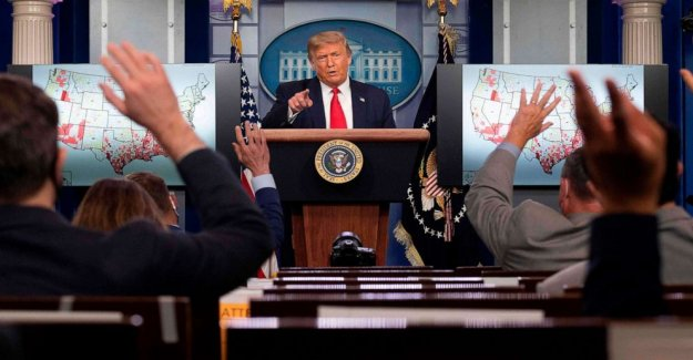 La Nota: Trump cae por detrás de país, como realidades políticas en conjunto