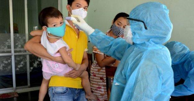 La alarma sobre Vietnam primeros casos del virus en meses