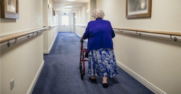 La asignación de Escocia del cuidado de la casa de las muertes