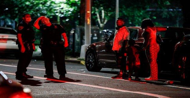 La ciudad de nueva york 2020 conteo de disparos a las víctimas supera 2019 nivel en julio, las estadísticas muestran