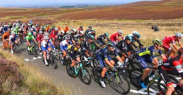 La isla de Wight para alojar Tour de gran Bretaña 2022 final