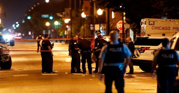 La mayoría de los Chicago víctimas de homicidios en la última década son de color Negro, de la policía, los datos muestran