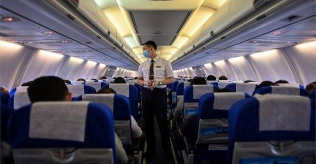 La mayoría de los vuelos corte a Xinjiang después de un brote de virus