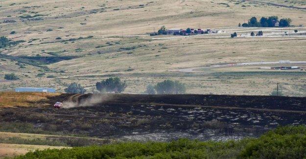 La ola de calor se expande por todo el país, inundaciones e incendios peligro continúa
