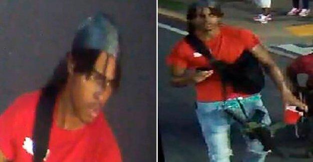 La policía de Atlanta anunciar la 2ª persona de interés en la muerte a tiros de 8 años de edad, niña cerca de Wendy's