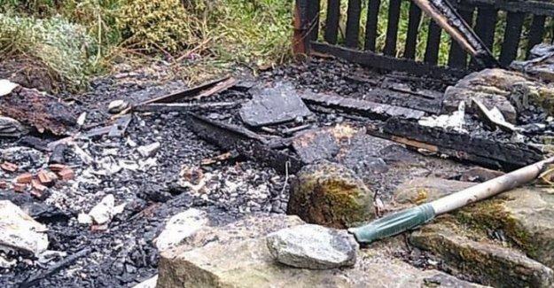 La policía investiga Cookstown convento de incendio