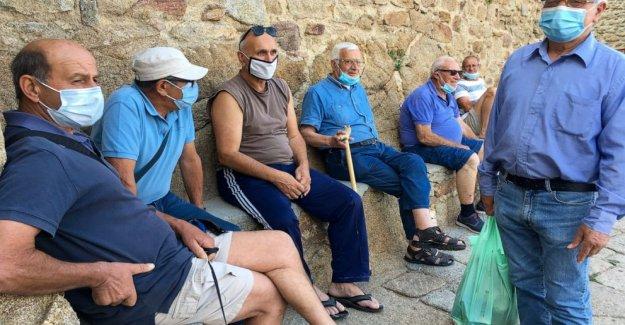 La suerte? La genética? Isla italiana a salvo de COVID brote
