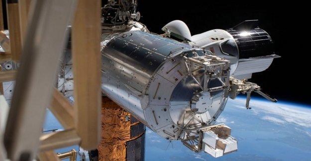 La tormenta Tropical puede retrasar el 1 de SpaceX de la tripulación de regreso a la Tierra