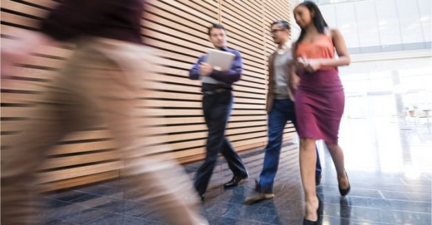 Las empresas con más mujeres de los ejecutivos que se desempeñan mejor'
