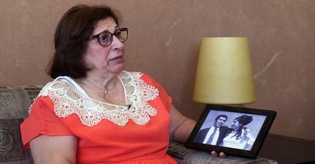Las familias de Siria detenidos esperanza para la noticia en medio de NOSOTROS sanciones