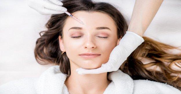 Las inyecciones de Botox puede reducir la depresión, el estudio encuentra