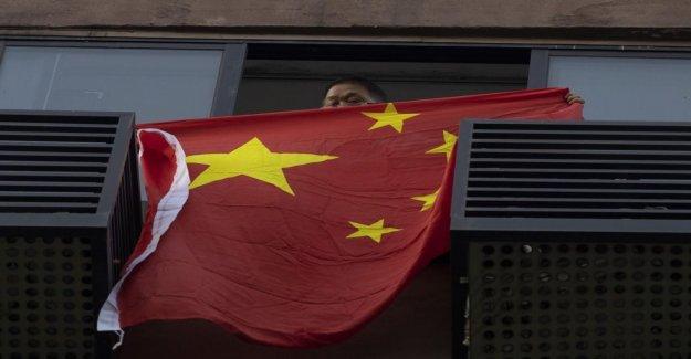 Las ong, activistas de prensa de la Barr a declarar Partido Comunista de China en un 'transnacional de la organización criminal'