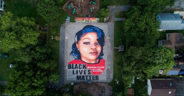 LeBron James Negra de llamadas Vidas Importan  un estilo de vida, las demandas de justicia para Breonna Taylor