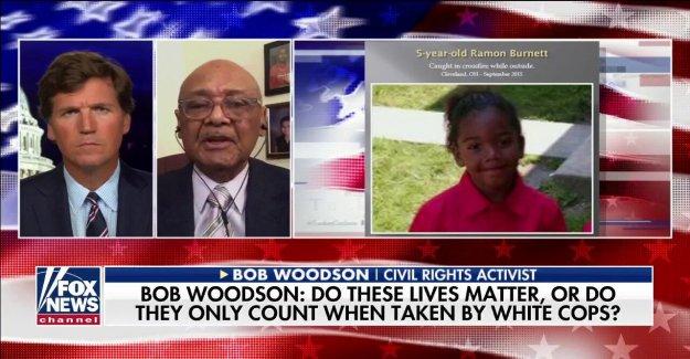 Líder de los derechos civiles Bob Woodson: el de La izquierda 'abandonado toda pretensión de la lucha por la justicia social