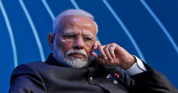 Líder indio del virus de fondo no revelar los donantes, los pagos