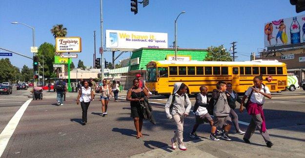 Los Ángeles, San Diego escuelas para reanudar las clases en línea en el otoño debido a saltar en casos de coronavirus