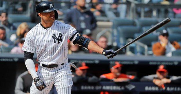 Los Yankees' Giancarlo Stanton aplasta primer home run de la MLB 2020 pandemia-temporada acortada