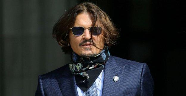 Los abogados de resumir en Depp juicio por difamación contra el reino unido de la prensa sensacionalista