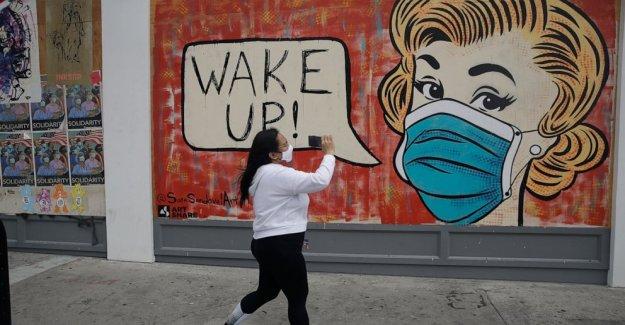 Los condados de California ver los picos de virus; Desfile de las Rosas cancelado