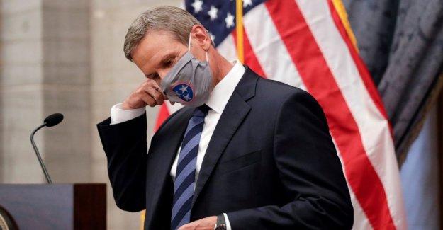 Los gobernadores de estrés responsabilidad personal sobre el virus de pedidos