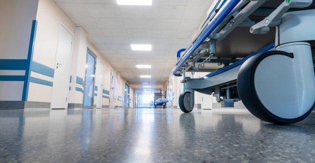 Los hospitales de California espacio como una preocupación de estado éxitos Nº 1 en casos de coronavirus