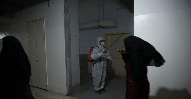 Los hospitales en Siria por los rebeldes de la zona reducir servicios en medio de virus
