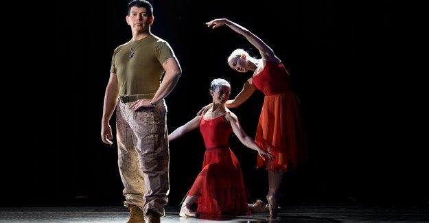 Los veteranos que sobrevivieron coronavirus ahora en las líneas de frente de ayudar a los demás a través del poder de la danza
