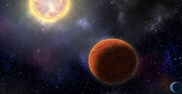 'Lost planet' redescubierto 620 años luz de la Tierra