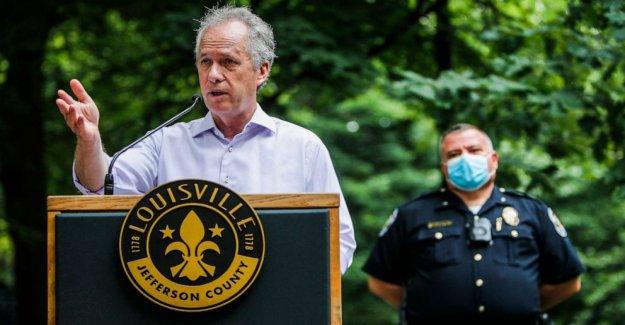 Louisville alcalde expresa su frustración por la lentitud del ritmo de Breonna Taylor caso, establece los planes de reforma de la policía