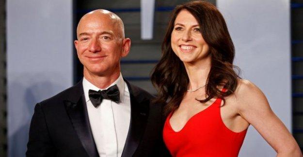 MacKenzie Scott dona $1.7 millones desde Bezos divorcio