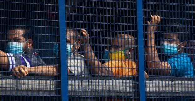 Malasia detenciones de migrantes después de la crítica de la entrevista