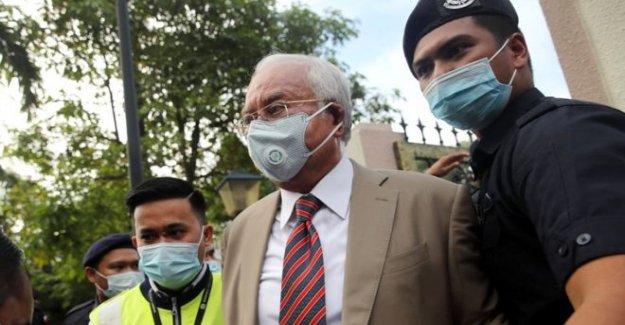 Malasia ex-PM hallado culpable en el escándalo de corrupción