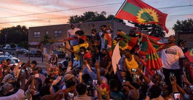 Más de 80 muertos en Etiopía disturbios después de que la cantante muerto a tiros