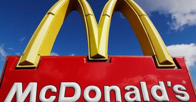 Mcdonald's enfrenta baches de recuperación, 2Q las ventas un 30%