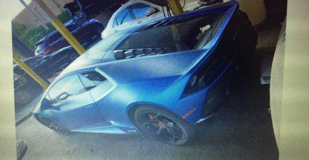 Miami hombre, de 29 años, se utiliza PPP préstamos para la compra de 2020 Lamborghini Huracan: DOJ