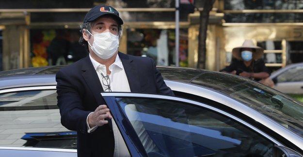 Michael Cohen liberado de la prisión, de regresar a la casa de aislamiento en nueva york apartamento