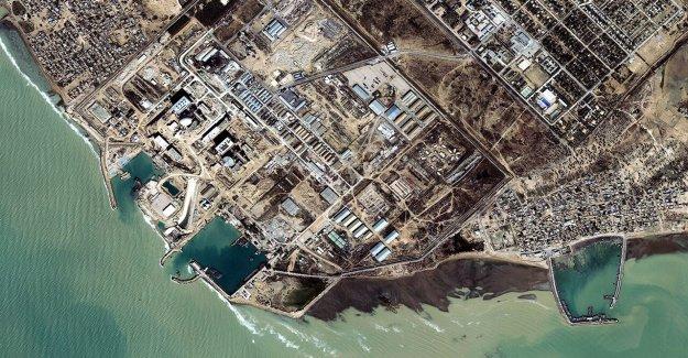 Misteriosos incidentes en Irán continuar como mínimo de 7 barcos se prende fuego en el astillero