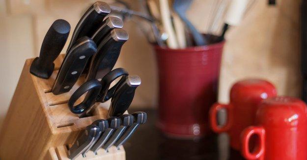 Mujer de Pennsylvania tiró el cuchillo al novio porque él se negó a comer, la policía dice que