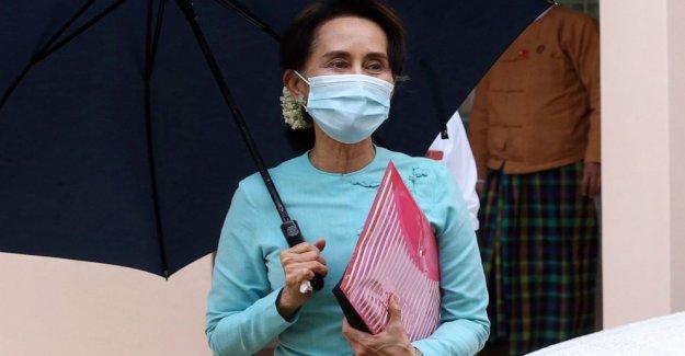 Myanmar líder Suu Kyi a correr de nuevo en las elecciones de noviembre